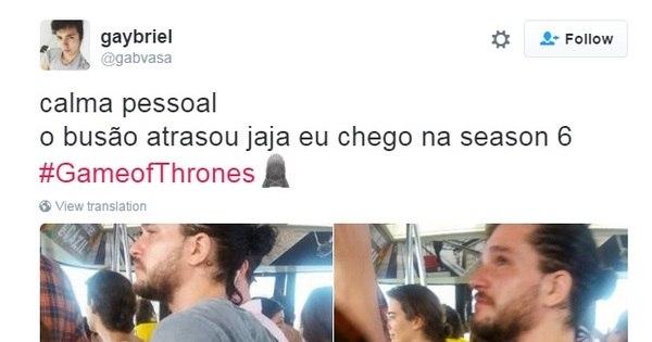 Destino de Jon Snow e verdadeira Melisandre viram memes após ...