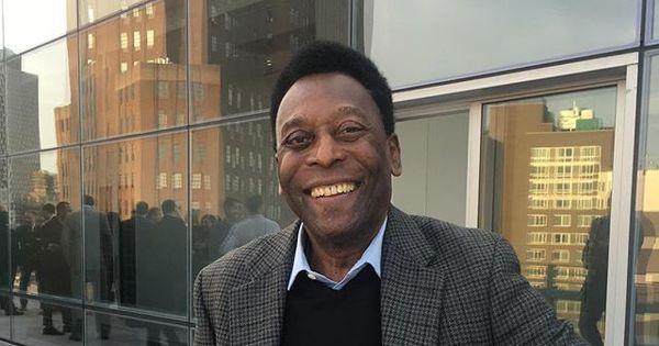 Rei Pelé lança conta no Instagram - Esportes - R7 Futebol