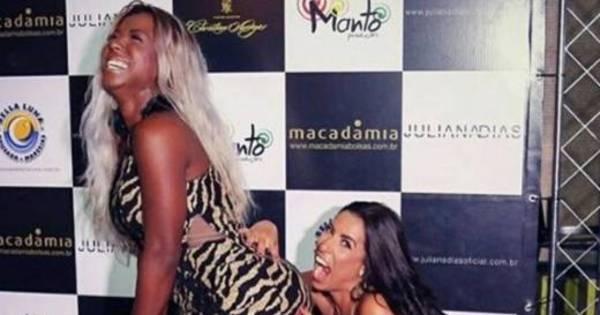 Adélia e Juliana cancelam encontro com fãs após descobrirem golpe