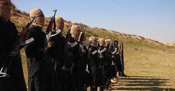 Estado Islâmico mergulha 25 suspeitos de espionagem em ...