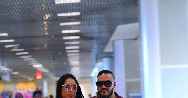 Belo e Gracyanne Barbosa vão se mudar para São Paulo ...