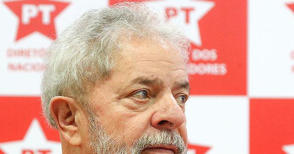 Janot pede para que pedido de denúncia contra Lula no STF seja ...