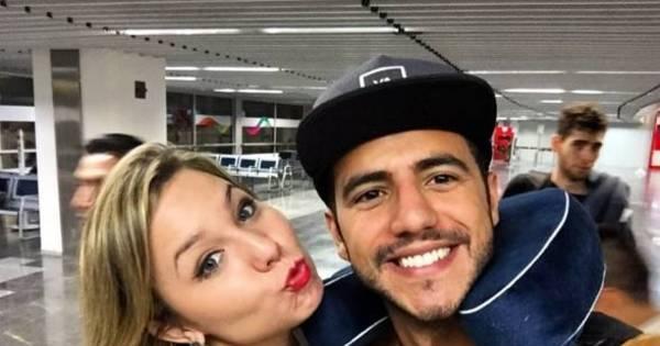 Ex-BBBs Cacau e Matheus causam alvoroço no Rio Grande do Norte