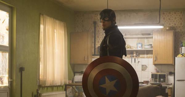 Marvel quer transformar o Capitão América em vilão! - Notícias - R7 ...