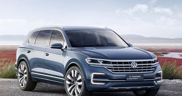 T-Prime é o futuro SUV topo de linha da Volkswagen - Notícias - R7 ...