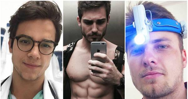 Chama o Samu! Médicos gatos viram estrelas das redes sociais e ...