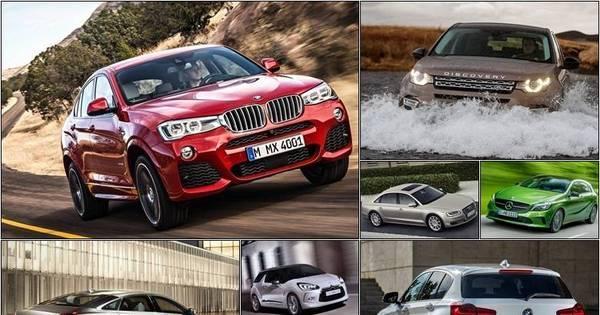 Vendas de carros premium caem no Brasil; veja alguns modelos ...