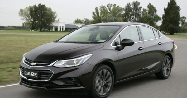 Este é o novo Chevrolet Cruze, segunda geração do modelo que ...