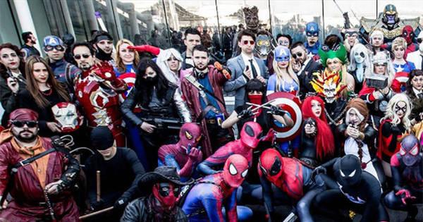 Cosplays se reúnem em shopping neste sábado (30), na capital ...