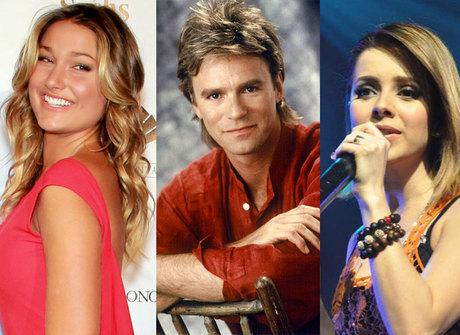 Sandy, Sasha e MacGyver viram influências para nomes no Brasil