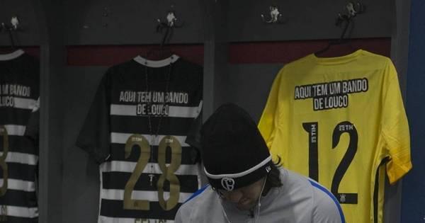 Cássio conta com a Fiel para repetir caminho de 2012 - Esportes ...