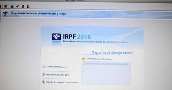 No último dia, Receita recebe cerca de 257 mil declarações de IR ...