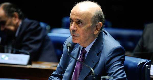 """Na Argentina, Serra defende """"negociações mais flexíveis"""" no Mercosul"""