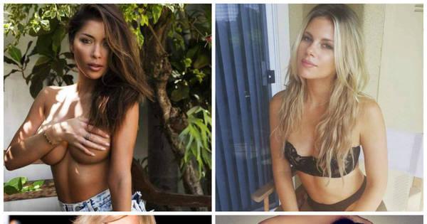 Confira uma seleção de fotos de ring girls que te levarão à lona ...