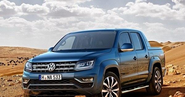 Volkswagen Amarok 2017 muda na Europa e ganha inédito motor ...