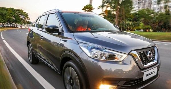 Nissan revela o Kicks, SUV compacto inédito que será lançado no ...