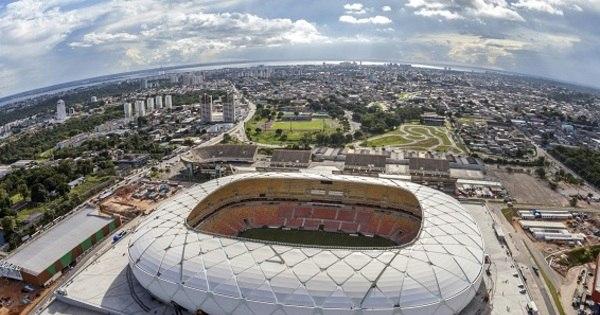 Arenas do futebol olímpico colecionam problemas às vésperas dos ...