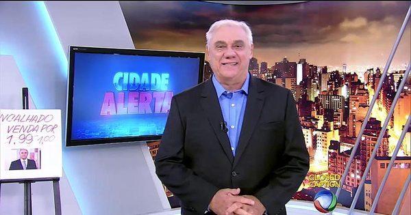 Cidade Alerta segue vice-líder em seu horário de exibição com ...
