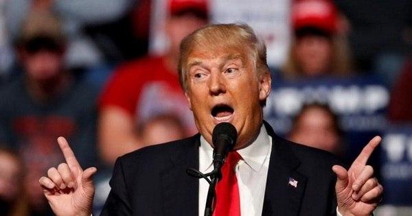 Trump tem caminho livre para ser o candidato republicano, mas ...