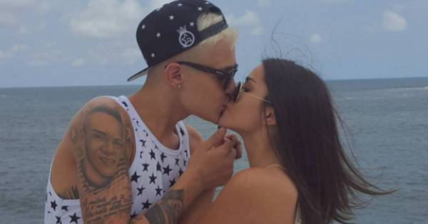 MC Gui chega à maioridade e fala sobre o namoro com Luiza Cioni ...