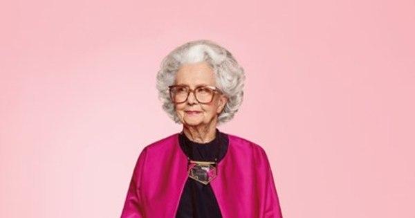 Pela primeira vez, Vogue britânica traz mulher de 100 anos em suas ...