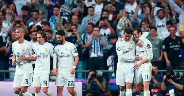 Com vitória simples, Real Madrid se classifica para mais uma final ...