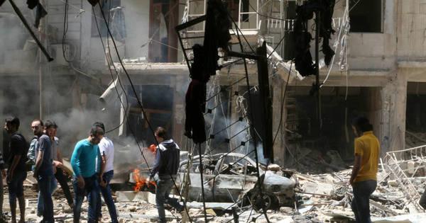 """Caos na Síria: """"Batalha mais intensa do ano"""" na cidade de Aleppo ..."""