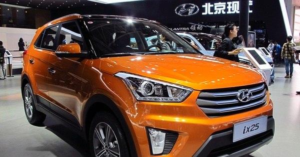 Dúvida para o Salão de São Paulo, Hyundai ix25 é realidade na ...