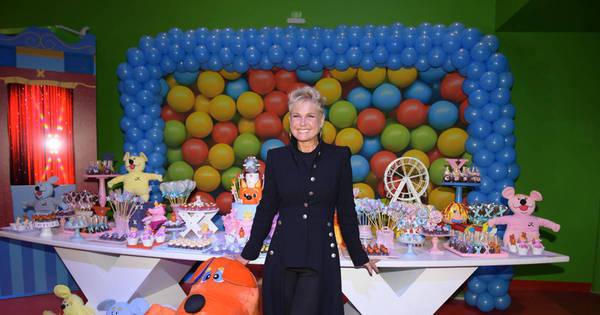 """Xuxa inaugura Casa X em São Paulo e diz que escolhe tudo: """"Da ..."""