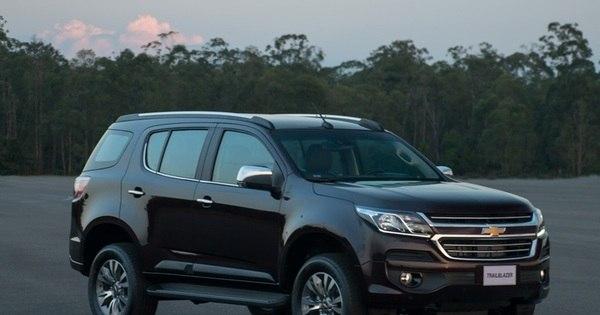 Conheça a nova Chevrolet Trailblazer, nova geração do utilitário ...