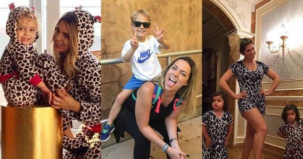 Veja quem são as maiores mãezonas do esporte - Fotos - R7 Rio ...