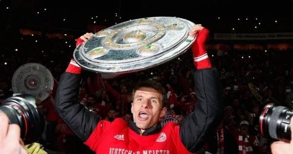 É campeão! Bayern de Munique conquista o Campeonato Alemão ...
