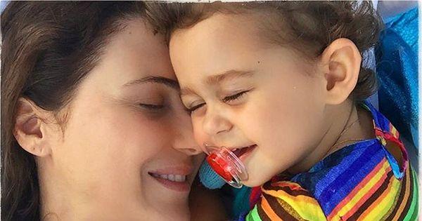 """Guilhermina Guinle fala sobre filhos com Fábio Jr: """"Não aconteceu ..."""