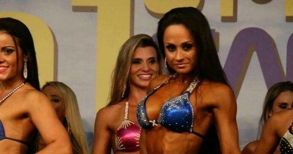 Recorde! Musa fitness brasileira quer entrar para o Guinness com ...