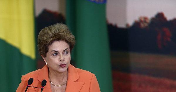 Senado notifica Dilma sobre julgamento em 25 de agosto - Notícias ...