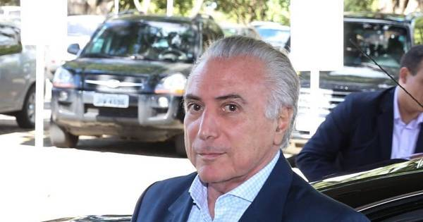Temer volta a Brasília após fim de semana em SP - Notícias - R7 ...
