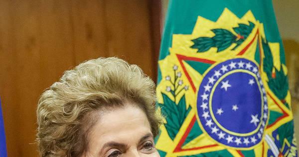 Dilma diz que mudança no repasse para educação proposta por ...