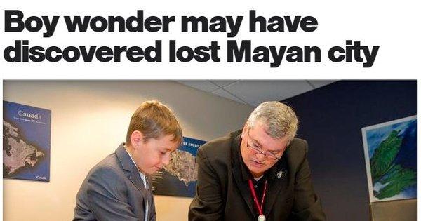 Fim do mundo leva garoto de 15 anos a descobrir cidade perdida ...