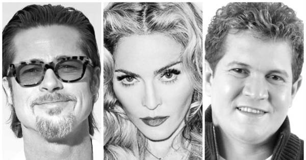 Brad Pitt, Madonna e Ximbinha: relembre as celebridades acusadas ...