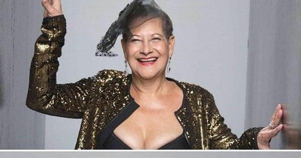 "Dona Geralda sobre Miss Bumbum Melhor Idade: ""Dignidade para ..."