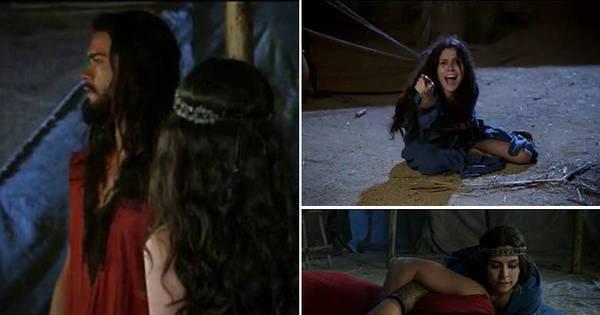Após invadir tenda de Josué completamente nua, Ada diz que foi ...