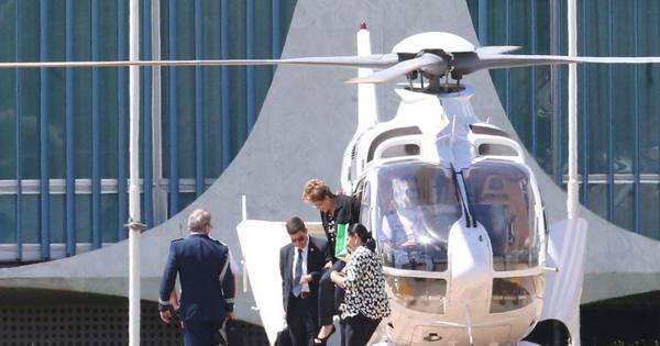 Senado mantém salário integral de Dilma, transporte pela FAB e ...