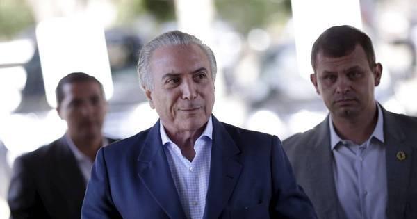 Temer divulga lista oficial de ministros - Notícias - R7 Brasil