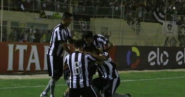 Botafogo deixa classificação antecipada escapar na Copa do Brasil ...