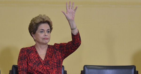 Dilma Rousseff presta solidariedade à vítima de estupro coletivo ...