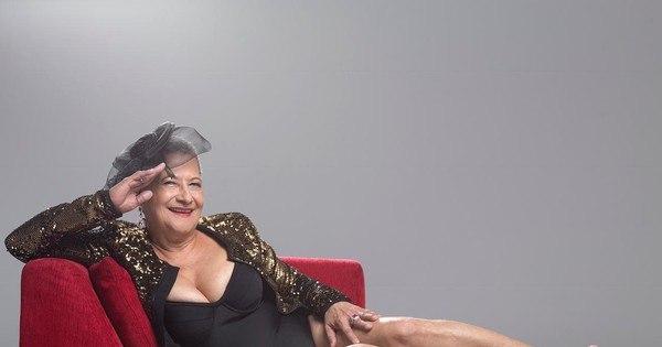 Veja fotos do ensaio de Dona Geralda para o Miss Bumbum Melhor ...