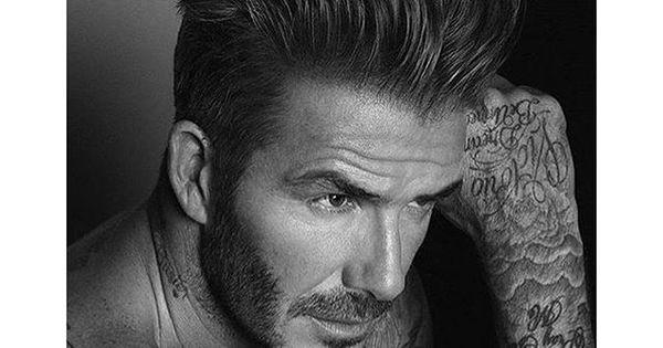 Dá para acreditar? Beckham leva apenas sete minutos por dia para ...