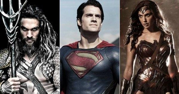 Quem é quem na Liga da Justiça? Veja quais atores vão dar vida ...