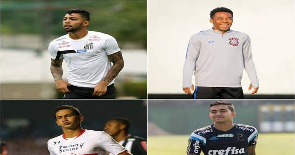 Vai começar! Conheça os jogadores mais valiosos do Brasileirão ...