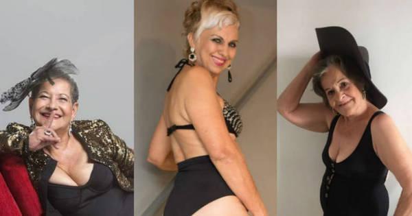 Veja famosas que poderiam ser Miss Bumbum Melhor Idade - Fotos ...